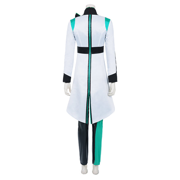 Kamen Rider Zero-One-Izu Cosplay Costume Women Dress Coat Halloween Carnival Outfit