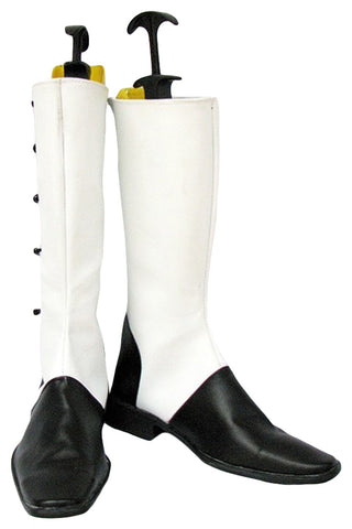 Black Butler Charles Cosplay Boots Shoes