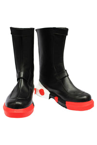 Pokemon Adventures Silver Cosplay Boots Shoes