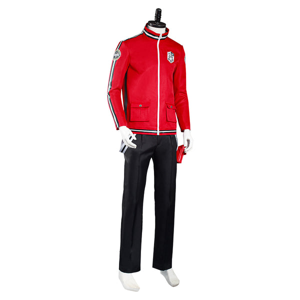 Anime World Trigger Arashiyama Squad Cosplay Costume Uniform Outfits Halloween Carnival Suit