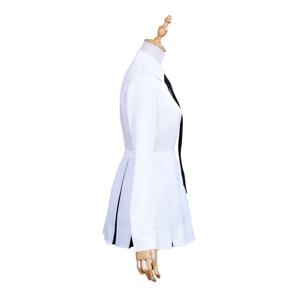 Anime Danganronpa Monokuma Cosplay Costume Women Uniform Dress Outfits Halloween Carnival Suit