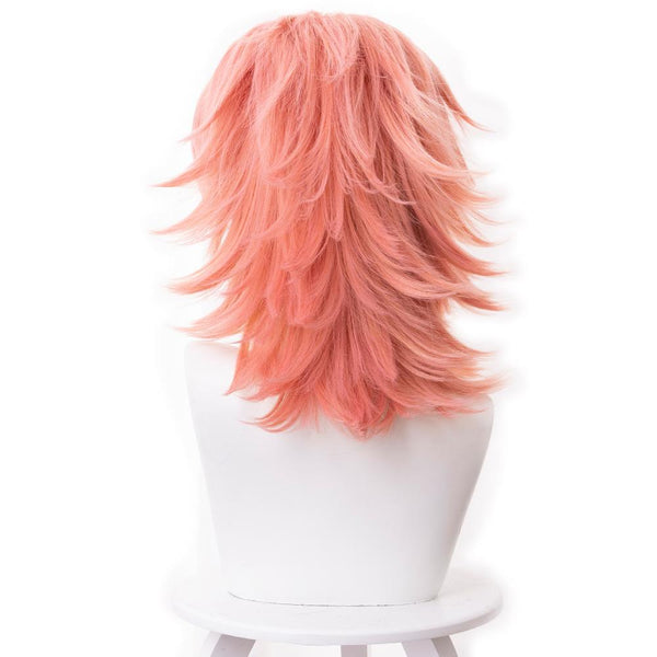 Demon Slayer Sabito Wig Cosplay Props