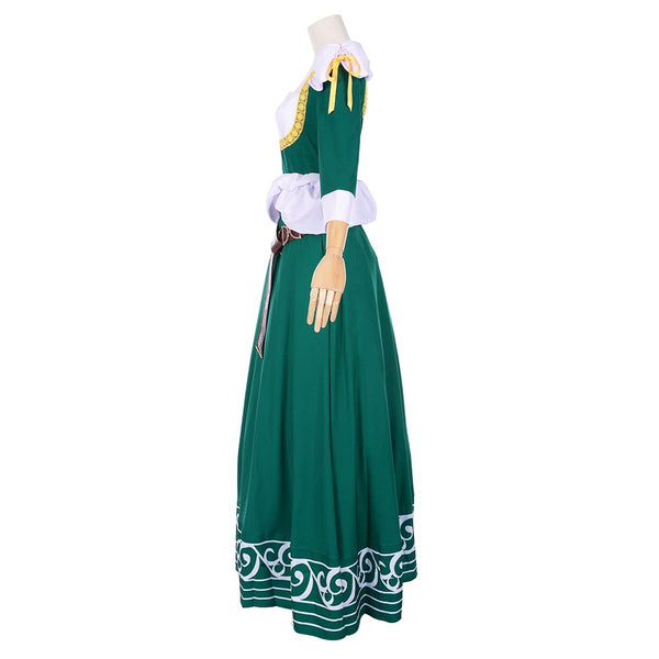 Anime Arte- Arte Cosplay Costume Women Dress Halloween Carnival Outfit