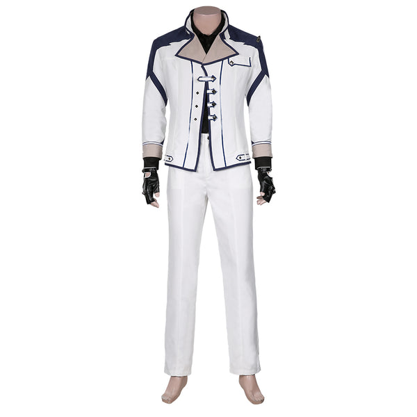 Demon King Academy-Anos Voldigoad Cosplay Costume Shirt Pants Outfits Halloween Carnival Suit