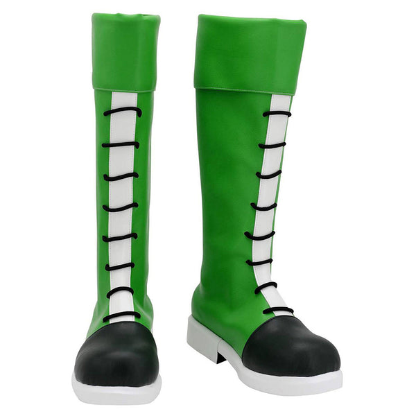 HUNTER×HUNTER GON·FREECSS Cosplay Shoes Boots Halloween Costumes Accessory