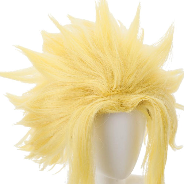 My Hero Academia Boku no Hero  All Might Cosplay Wig