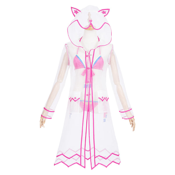 FGO Fate/Grand Order The Fifth Anniversary Illyasviel von Einzbern Cosplay Costume Dress Outfits Halloween Carnival Suit