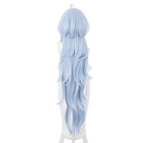 Fate/Grand Order FGO Merlin Cosplay Wig Heat Resistant Synthetic Hair Carnival Halloween Party Props