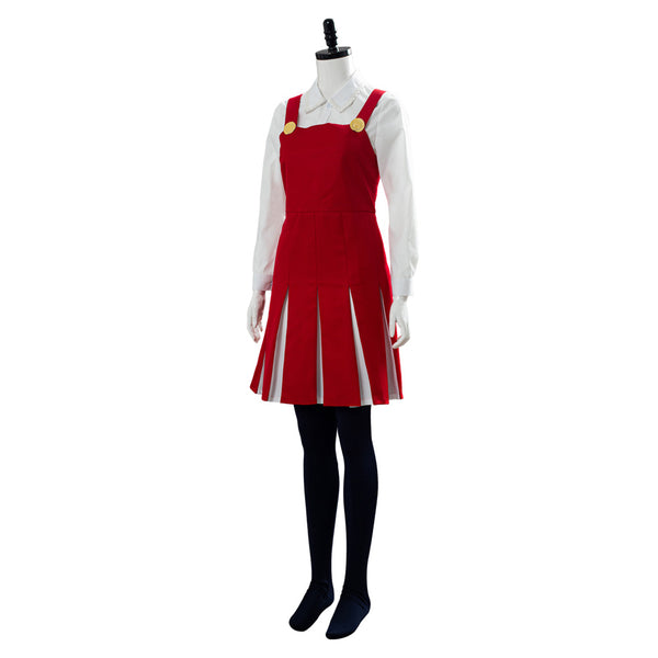 Boku no My Hero Academia Season 4 Uniform Outfit Eri Cosplay Costume