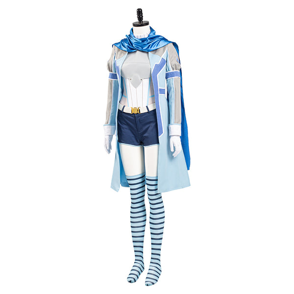 BOFURI: I Don't Want to Get Hurt so I'll Max Out My Defense. Halloween Carnival Outfit Sally Cosplay Costume