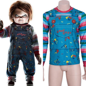 Child's Play Cosplay T-shirt Costume