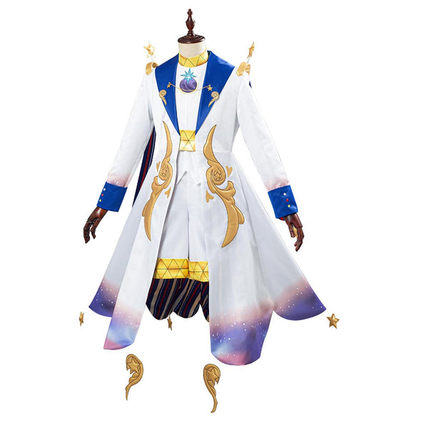 Game FGO Fate/Grand Order Voyager Men Outfit Cosplay Costume Halloween Carnival Costume