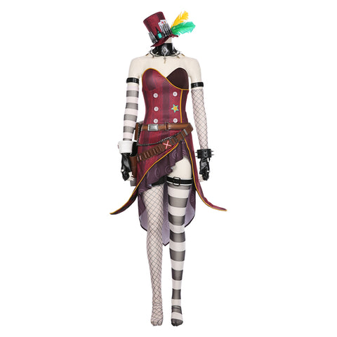Moxxi Outfit Borderlands 3 Cosplay Costume