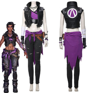 Borderlands 3 Amara Uniform Cosplay Costume