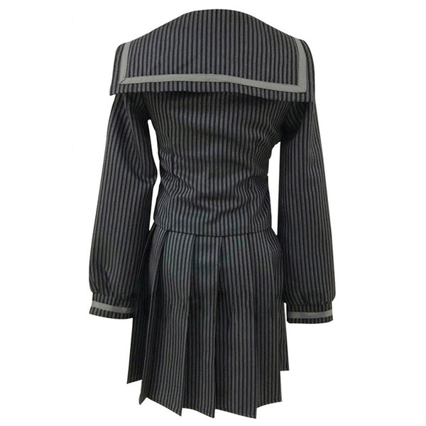 Danganronpa V3 Cosplay Saihara Shuichi Cosplay Costume School Uniform Skirts Outfit