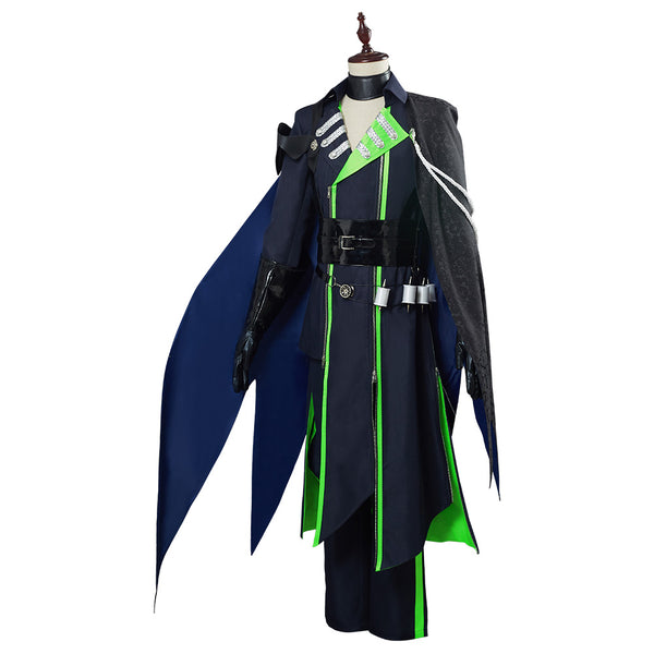 Twisted Wonderland Halloween Outfit Malleus Draconia Cosplay Costume