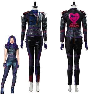 Descendants 3 Mal Adult Outfit Cosplay Costume