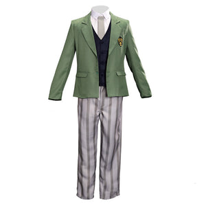 Anime BEASTARS Outfit Louis School Uniform Cosplay Costume