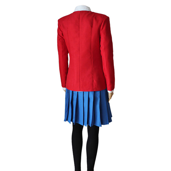 Toradora TIGER and DRAGON School Uniform Cosplay Costume