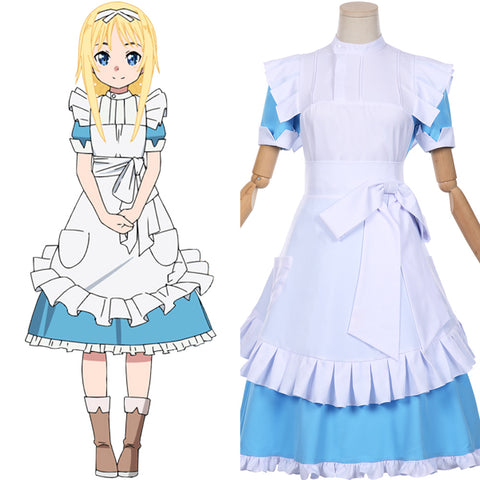 Alice·Synthesis·Thirty Dress Alicization Sword Art Online SAO Cosplay Costume