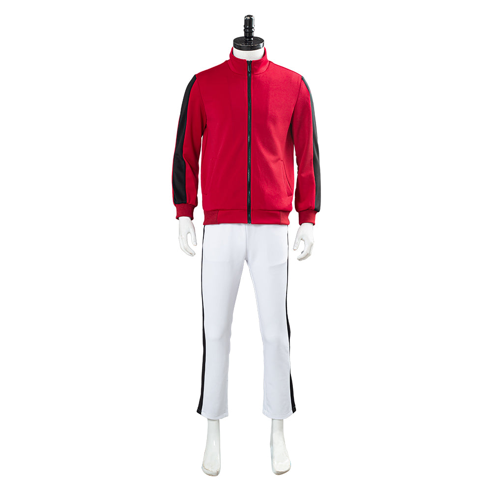 Haikyuu Inarizaki High Cosplay School Uniform Volleyball Sportswear Team Jacket Pants Set