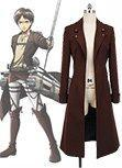 Attack on Titan Eren Jaeger New Coat Costume