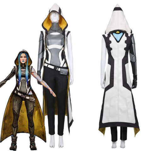 Borderlands 3 Maya Outfit Cosplay Costume