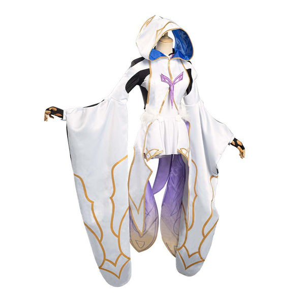 Fate/Grand Order FGO Merlin Cosplay Costume Women Dress Outfits Halloween Carnival Suit