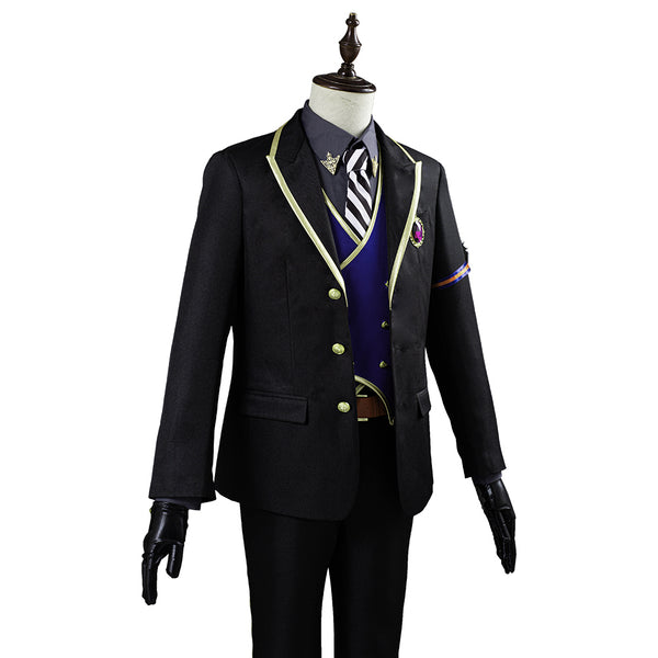 Twisted Wonderland Vil Schoenheit Cosplay Costume Halloween Carnival Costume for Adult