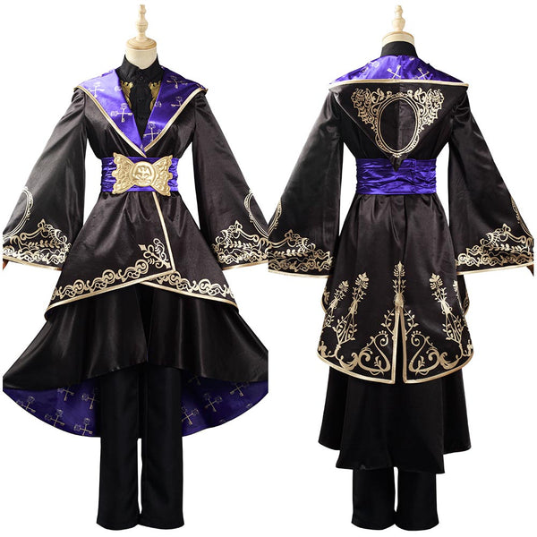 Game Twisted Wonderland Cosplay Costume Adult Women Dress Uniform Outfit Halloween Carnival Suit