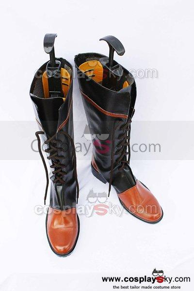 Black Butler Ciel Common Cosplay Boots Shoes