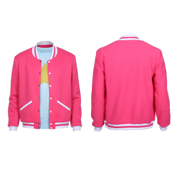 Steven Universe: The Movie-Steven Universe Cosplay Costume Adult T-shirt Jacket Coat Halloween Carnival Costume