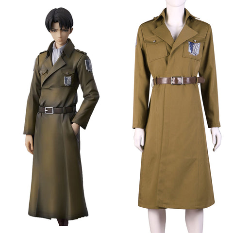 Attack on Titan Cosplay Costume Hoodie Scout Legion Coat Halloween Carnival Clothing