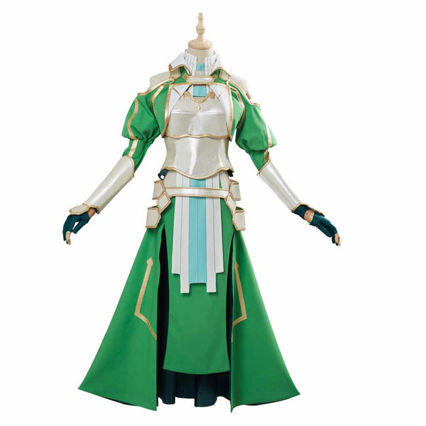 Anime Sword Art Online SAO Leafa Suguha Kirigaya Cosplay Costume Halloween Outfits