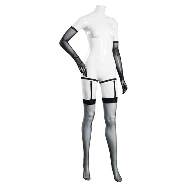 Chainsaw Man Makima/Power Nurse Uniform Cosplay Costume Outfits Halloween Carnival Suit