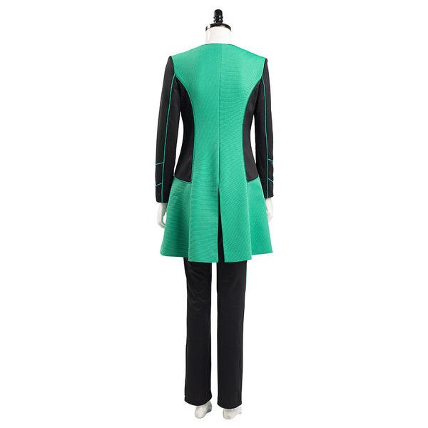The Orville Into the Fold Dr. Claire Finn Medical Officer Cosplay Costume Women Uniform Outfits Halloween Carnival Suit