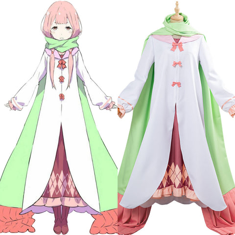Re:Life in a different world from zero Carmilla Cosplay Costume Women Dress Outfits Halloween Carnival Costume