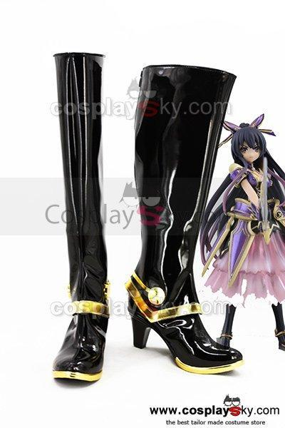 DATE A LIVE Tohka Yatogami Cosplay Boots Shoes