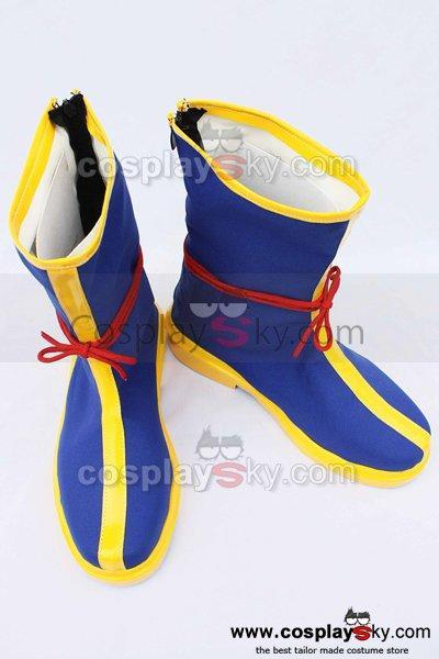 Dragon Ball Monkey King Cosplay Shoes Boots