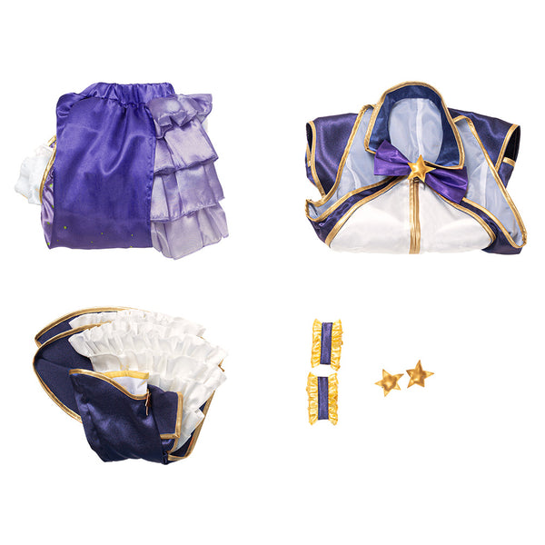 Princess Connect! Re:Dive Hatsune Halloween Carnival Costume Cosplay Costume Women Uniform Outfit