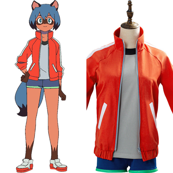 Kagemori Michiru BNA BRAND NEW ANIMAL Cosplay Costume (Limited Stock)