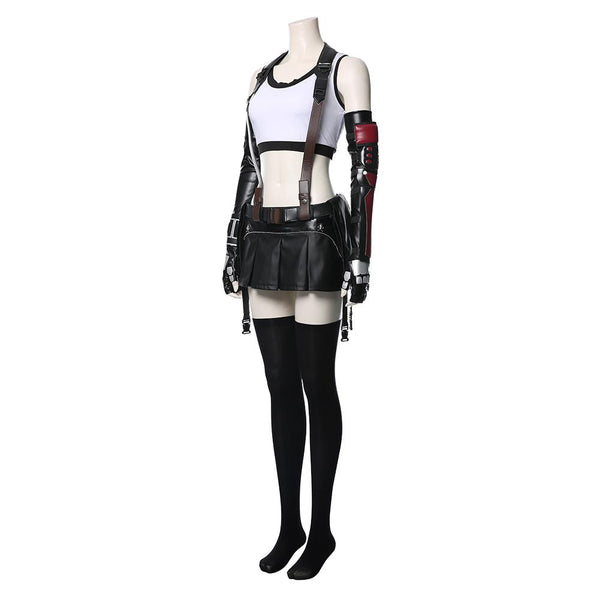 Final Fantasy VII Remake Tifa Lockhart Cosplay Costume
