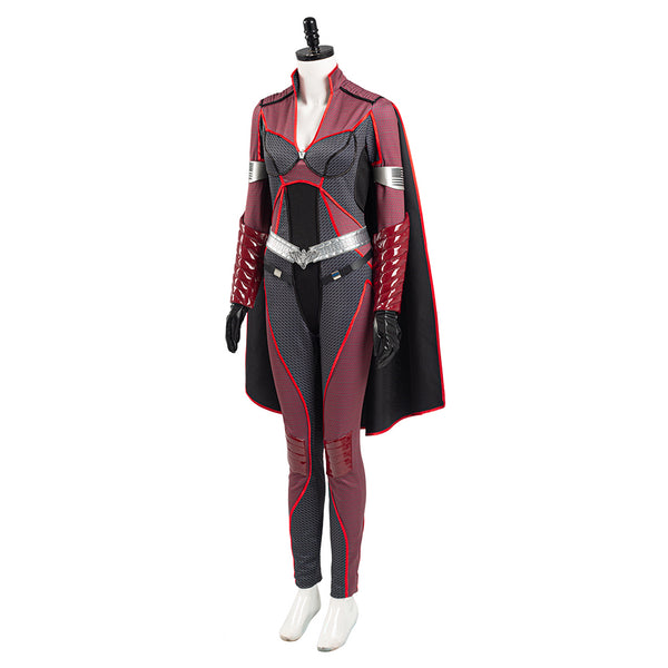 The Boys Season 2 Stormfront Cosplay Costume Women Jumpsuit Outfits Halloween Carnival Suit