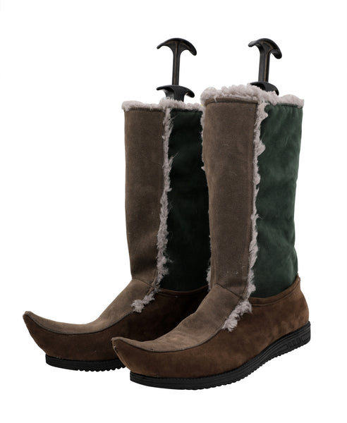Frozen 2 Kristoff Cosplay Boots