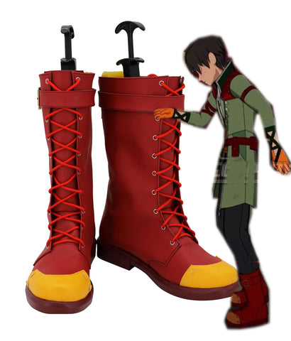 RWBY Oscar Cosplay Shoes
