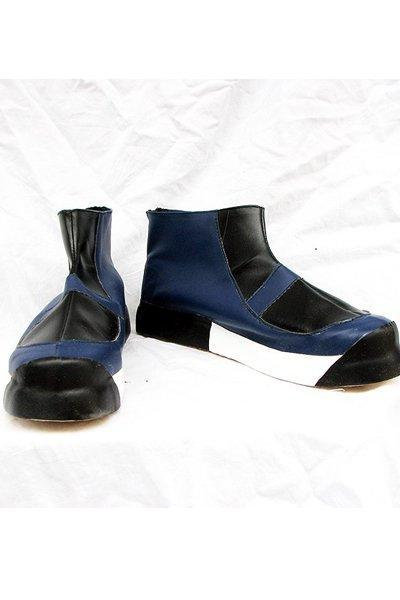 Pokemon Cosplay Boots Shoes Dark Blue