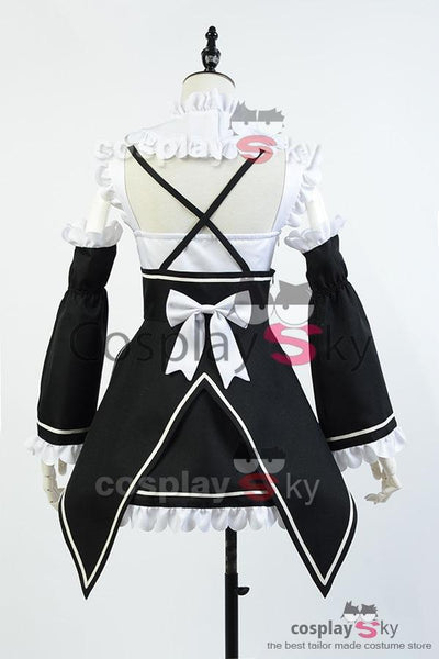 Re:Zero Life in a Different World from Zero Rem Outfit Cosplay Costume