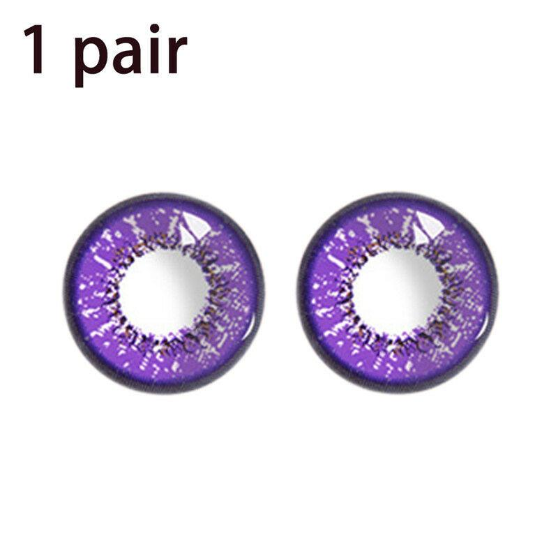 Danganronpa Kirigiri Kyouko Cosplay Cosmetic Contact Lense