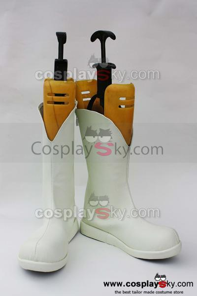 Unlight Chat D'argent Ayn Cosplay Shoes Boots