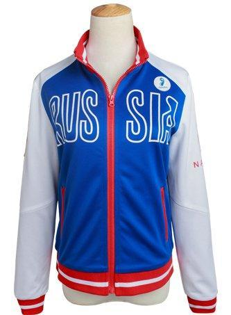 Yuri on Ice Yuri Plisetsky Jacket Only Cosplay Costume